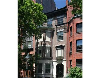 197 Marlborough Street – A Back Bay Townhome READY FOR YOUR DESIGN