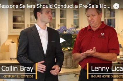 Video Launch: 3 Reasons Sellers Should Conduct a Pre-Sale Home Inspection